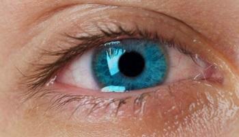 Мокрые глаза