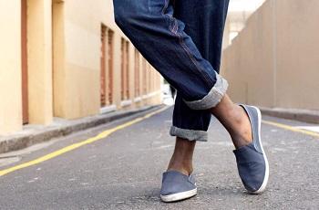 Ношение обуви без носков