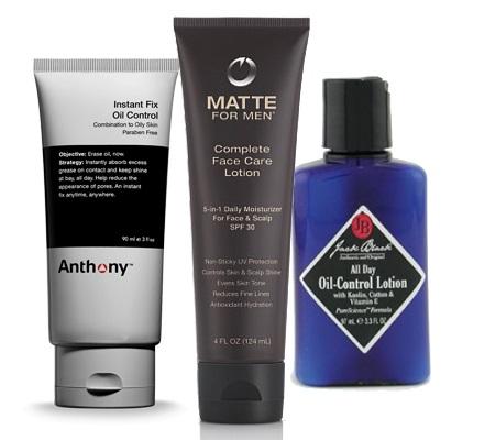 Увлажняющие средства для жирной кожи для мужчин