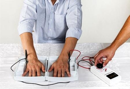 Электрический антиперспирант