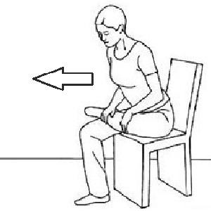 Растяжение грушевидной мышцы
