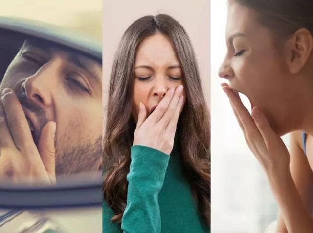Хроническое зевание